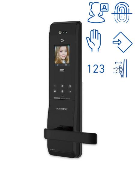 Khóa cửa mở bằng Khuôn mặt và lòng bàn tay BIO CDL-300LBio