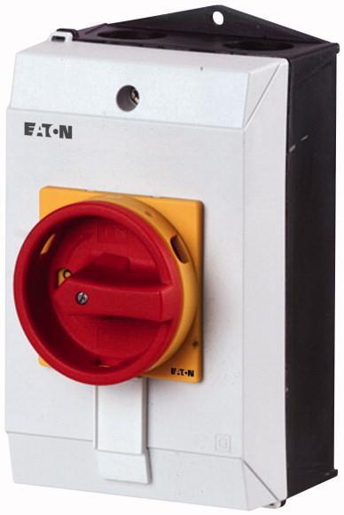 P3-50/I5/SVB Isolator 3 pha 50A, công tắc nguồn có hộp Eaton