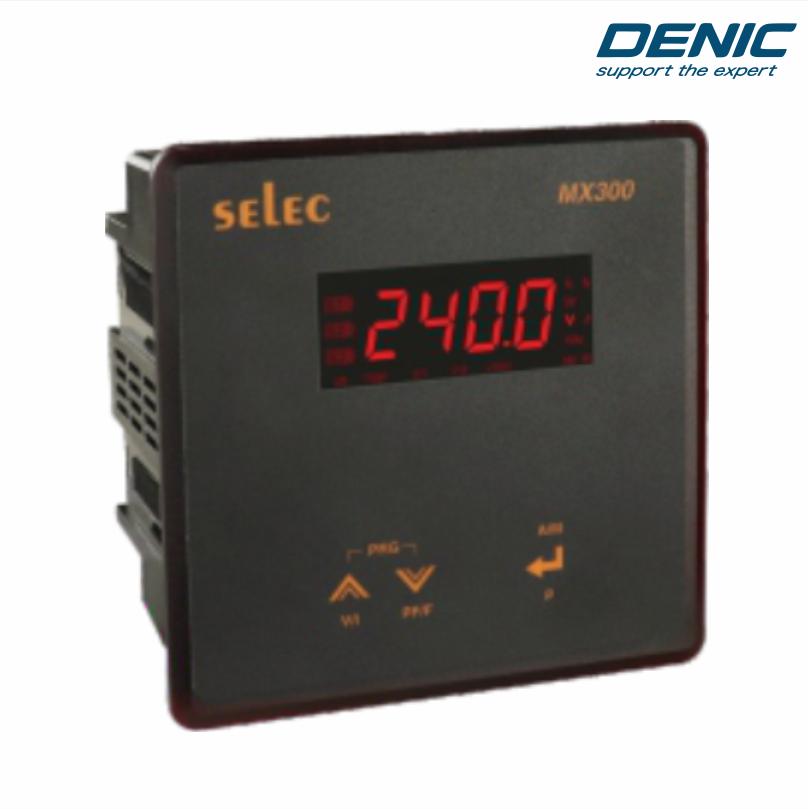 Đồng hồ đo đa chức năng - MX300 - C(96x96)  - Có Truyền Thông