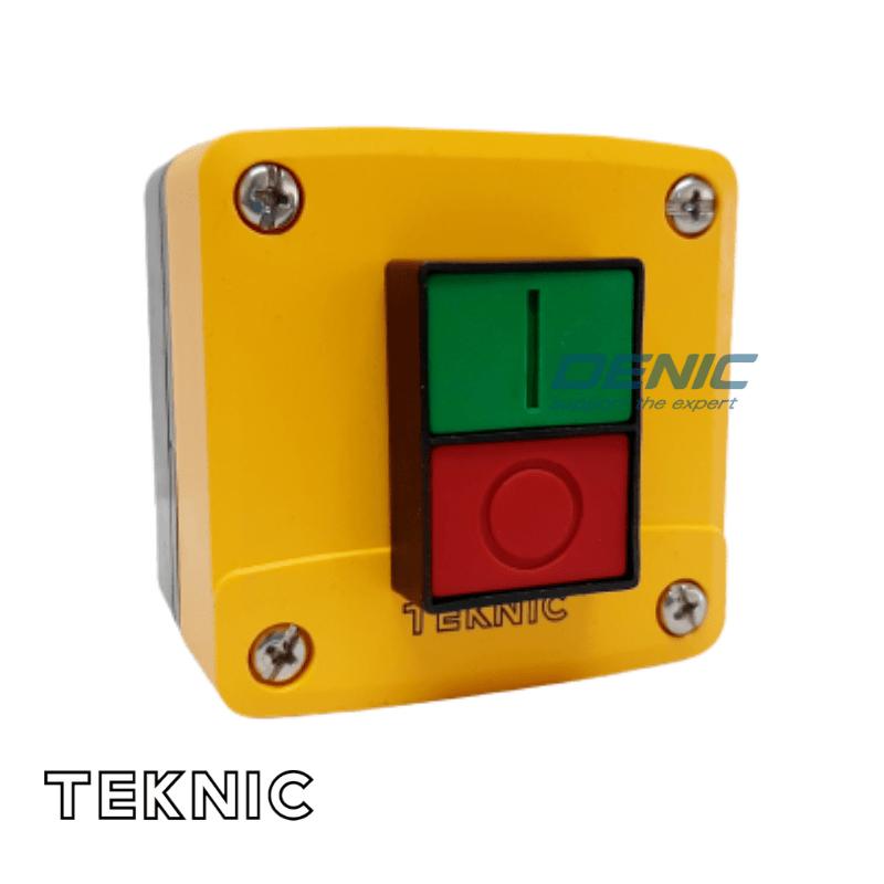 Hộp nút nhấn điều khiển on off loại 1 lỗ