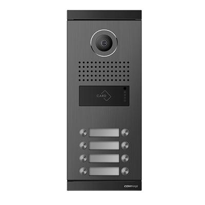 Camera chuông cửa 8 nút gọi <br /> DRC-8ML/RF1