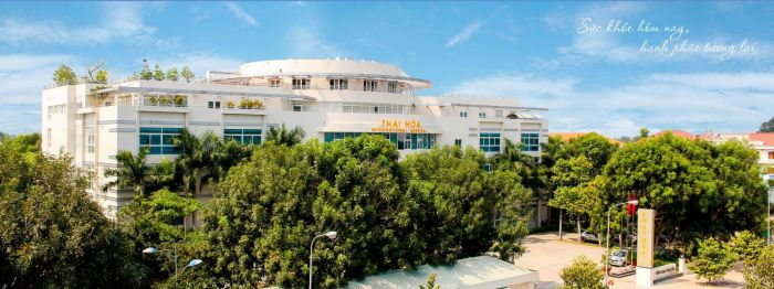 Hệ thống báo gọi y tá<br>Bệnh viện quốc tế Thái Hòa
