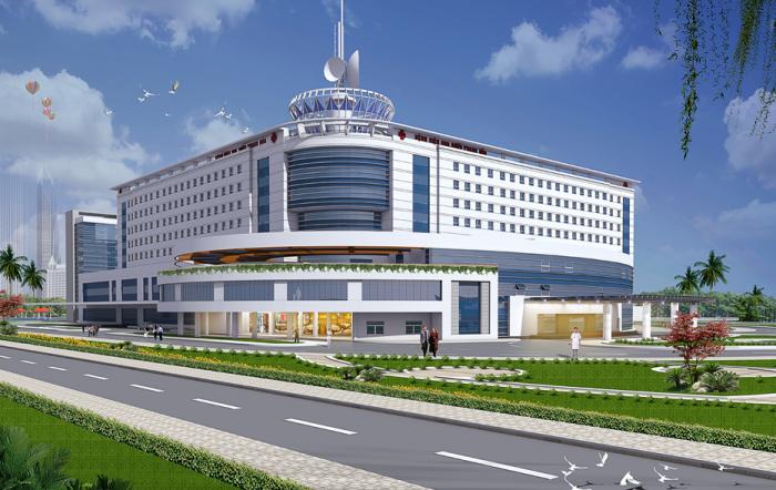 Hệ thống báo gọi y tá<br>BV ung bướu Thanh Hóa