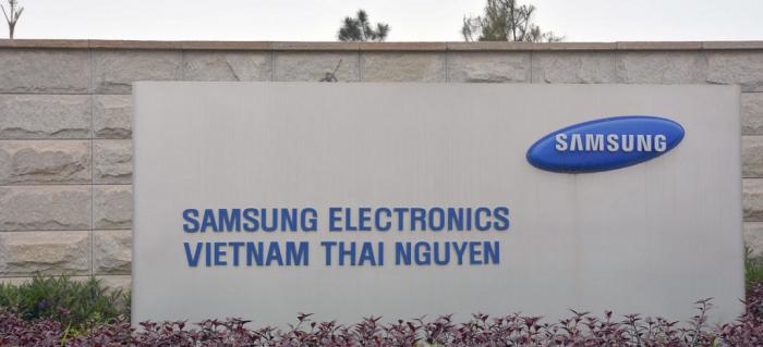 Âm thanh cho nhà máy<br>Samsung Thái Nguyên