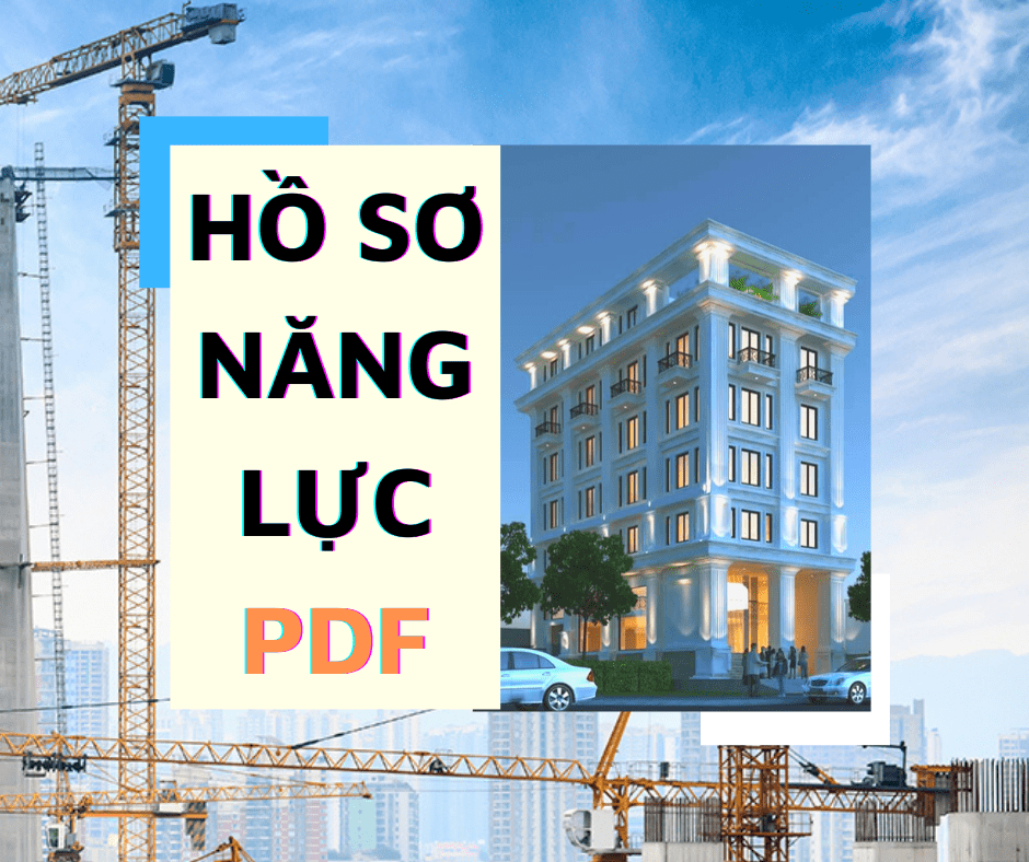 HỒ SƠ NĂNG LỰC CÔNG TY DANH ĐẶNG PDF