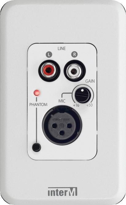 Ngõ vào âm thanh - NLM-8000A
