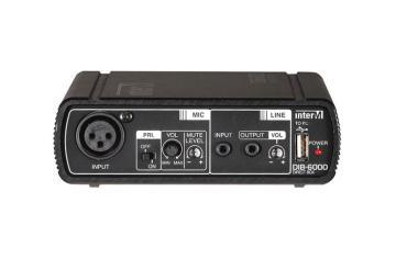 Kết nối máy tính - DIB-6000