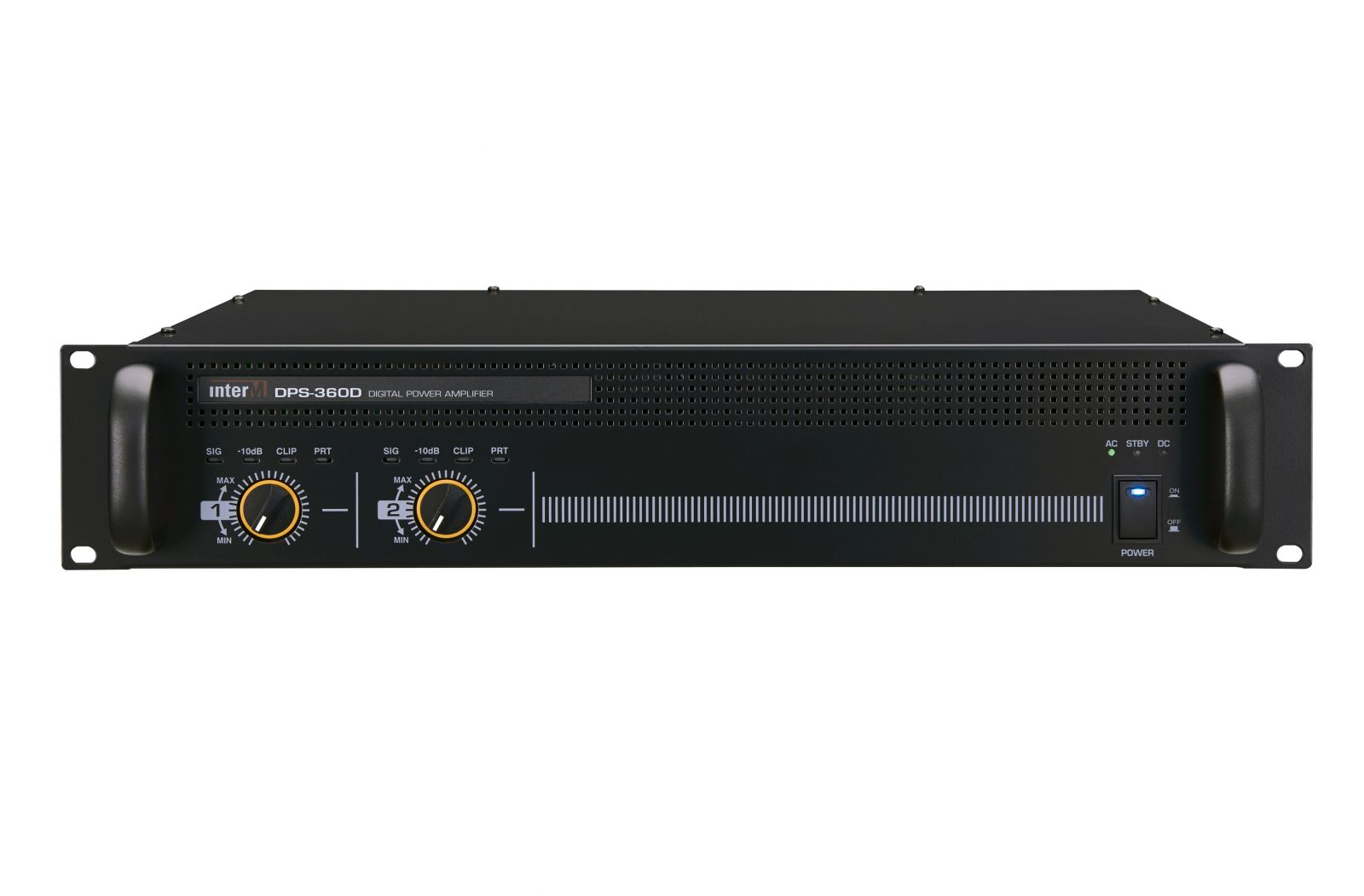 Amply 360Wx2CH - DPS-360D