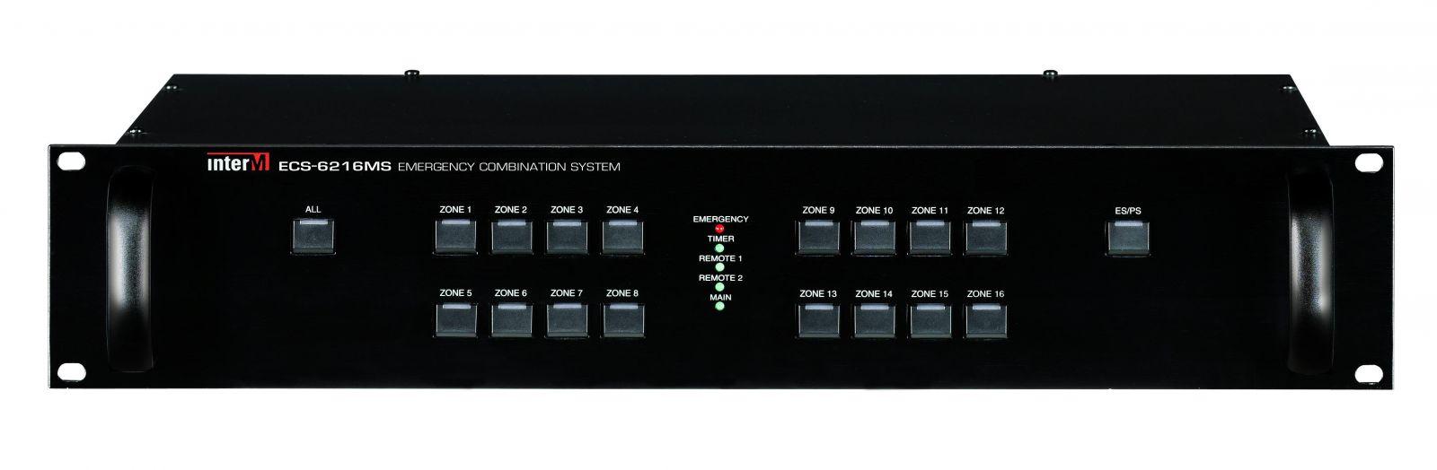Điều khiển trung tâm 16 vùng - ECS-6216P