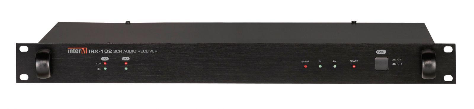 Truyền tín hiệu Audio sang mạng - IRX-102