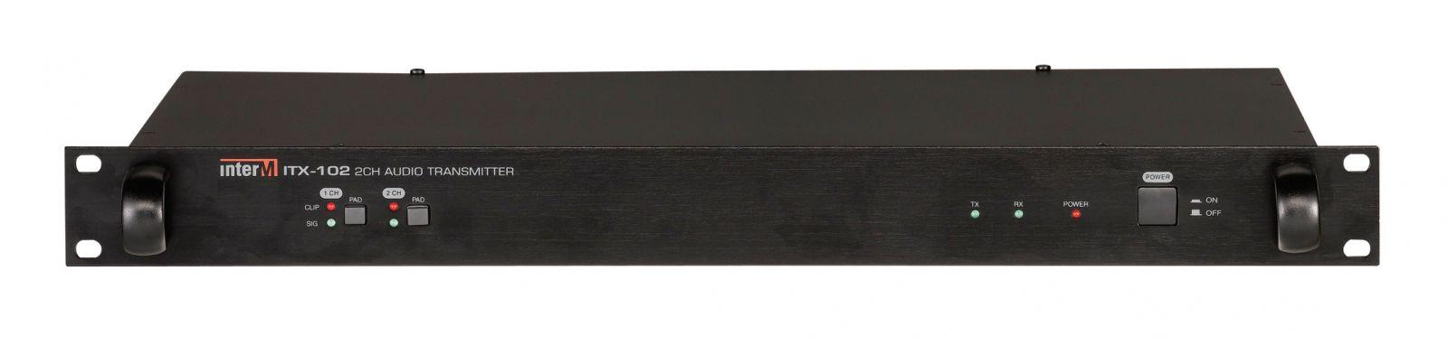 Truyền tín hiệu Audio sang mạng - ITX-102