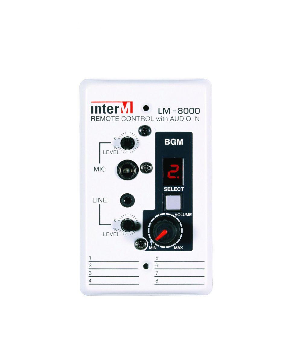 Ngõ vào âm thanh - LM-8000