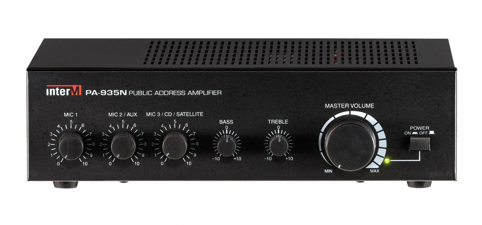 Amply 35W - PA-935N