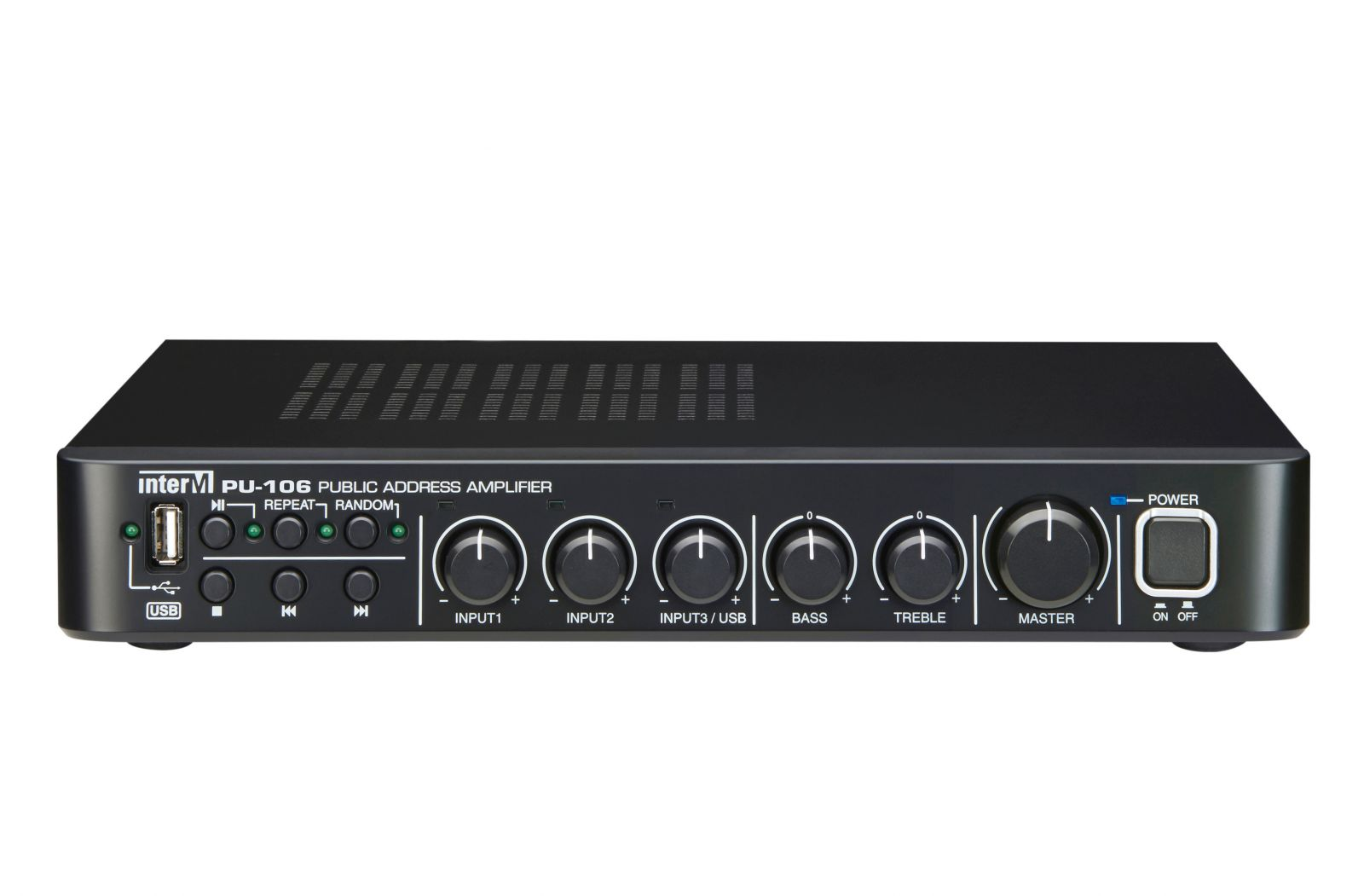 Amply 60W có trình phát USB - PU-106