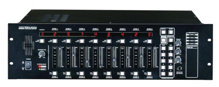 Ma trận âm thanh 8x8 - PX-8000