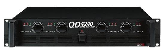 Amply 4 kênh - QD-4240
