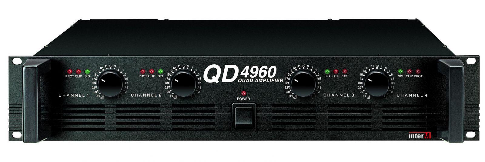 Amply 4 kênh - QD-4960
