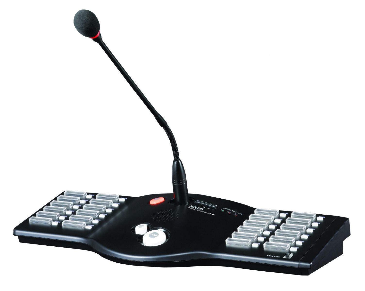 Bàn gọi chọn 24 vùng - RM-6024