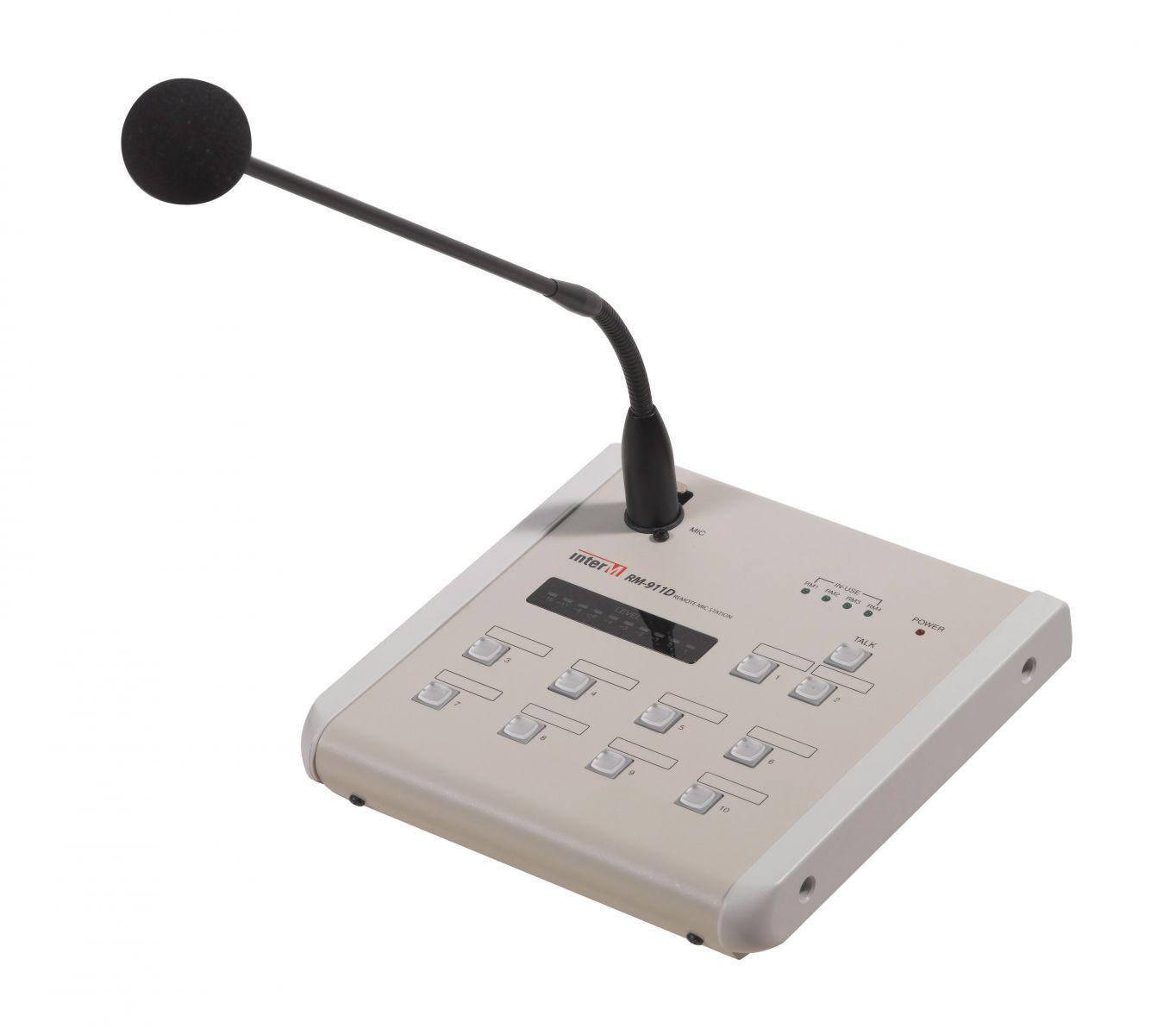 Micro điều khiển từ xa - RM-911D