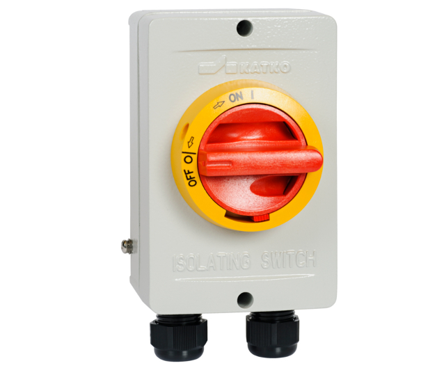 Isolator Nhôm & Thép không rỉ- ATEX 16-160A