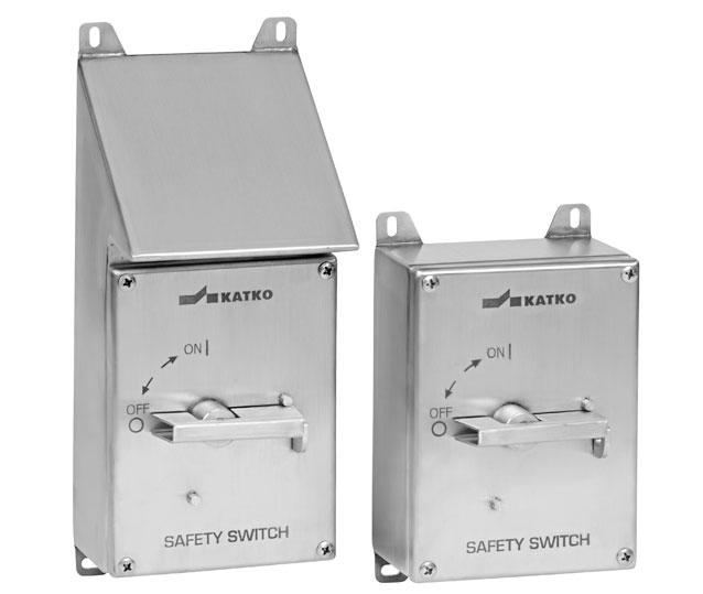 Isolator Thép không rỉ - KER RS/R 16-160A