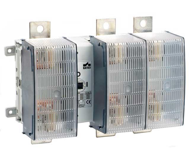 KVKE -20-630A Isolator có cầu chì bảo vệ
