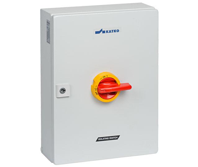 Isolator vỏ hộp thép 16A-1600A