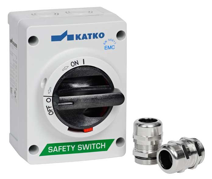Isolator chuẩn EMC chống nhiễu SWITCHES 10A - 630A