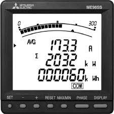 Đồng hồ đo điện đa năng, giám sát năng lượng ME96SS