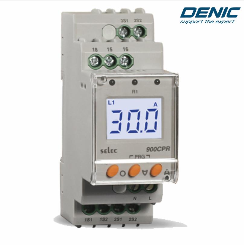 Relay bảo vệ dòng điện - 900CPR-3 (3 Pha )