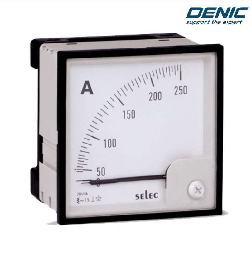 Đồng hồ kim đo dòng điện AM-I