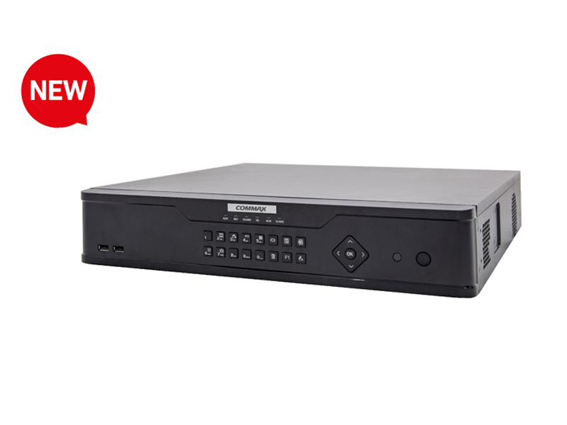 Đầu Ghi Hình Camera IP 64 Kênh Commax