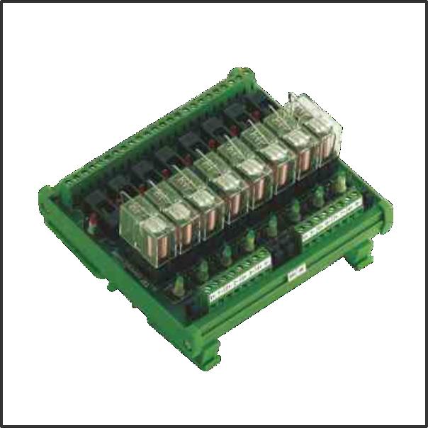 Modules giao tiếp 1 CO/ 2 CO kết hợp cầu chì - IMRE1SSF1 / IMRE1SSF2 / IMRE1SSF4 / IMRE1SSF8 / IMRE1SSF16