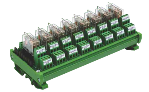 Modules giao tiếp 2 CO (DPDT)
