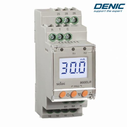 Relay bảo vệ dòng rò - 900ELR-2-230V