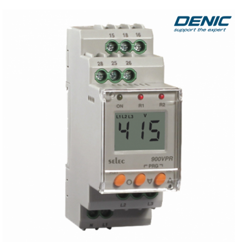 Rơ lay bảo vệ điện áp - 900VPR-2-280/520V