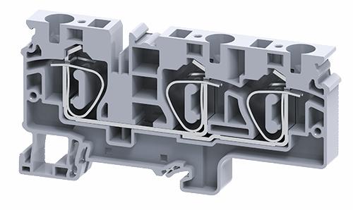Cầu đấu dây điện dạng kẹp đa kết nối CX10/3
