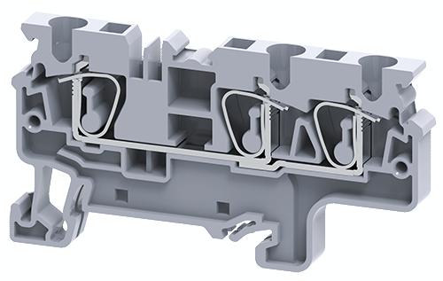 Cầu đấu dây điện dạng kẹp đa kết nối CX4/3