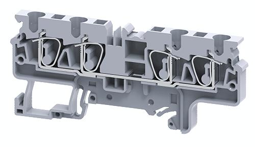 Cầu đấu dây điện dạng kẹp đa kết nối CX4/4