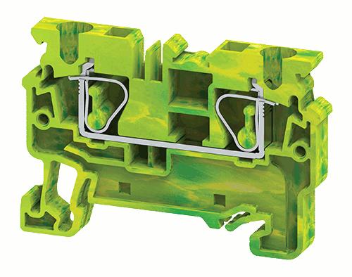 Cầu đấu dây điện đất dạng kẹp CXG4