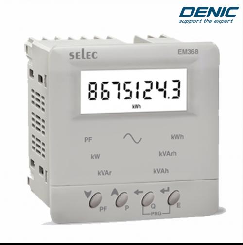 Đồng hồ giám sát năng lượng - Đo đa năng - EM368-C (96x96)