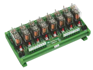 Modules giao tiếp 2 NO (DPST) - G2R-A2