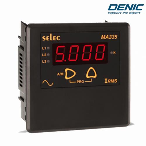 Đồng hồ đo dòng điện-LED - MA335 (96x96)