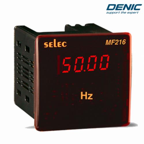 Đồng hồ đo tần số Hz MF216