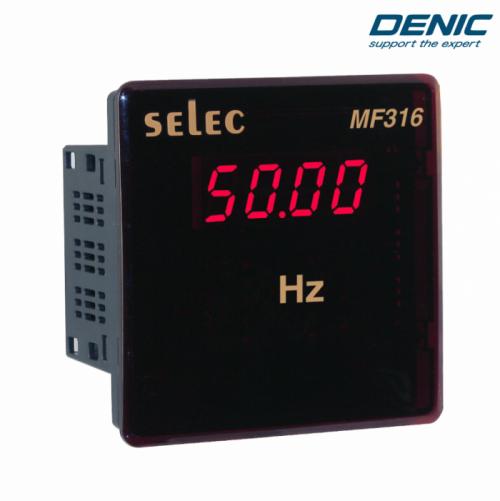 Đồng hồ đo tần số đơn chức năng MF316
