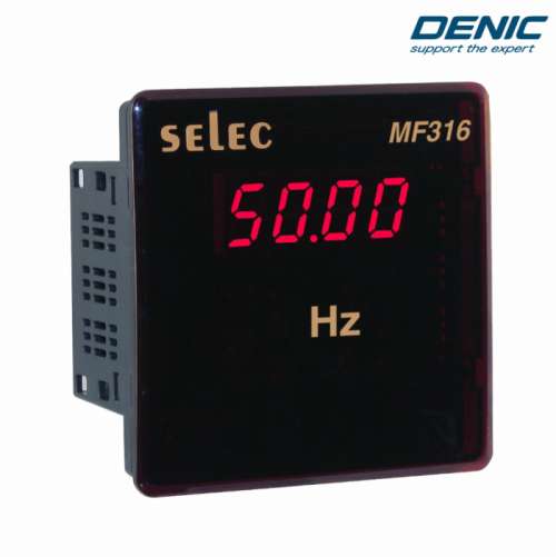 Đồng hồ đo tần số Hz MF316