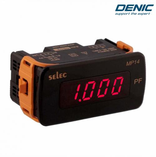 Đồng hồ đo hệ số công suất -LED -MP14 (48x96)