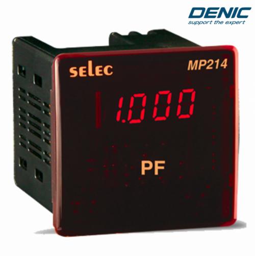 Đồng hồ đo hệ số công suất MP214