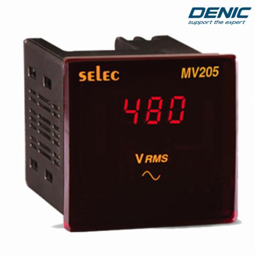 Đồng hồ đo điện áp đơn chức năng MV205