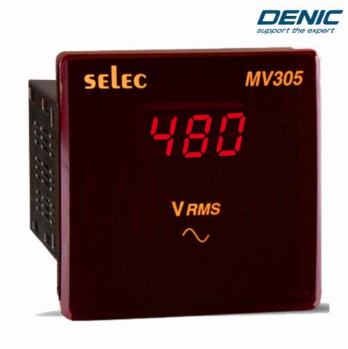 Đồng hồ đo điện áp volt MV305